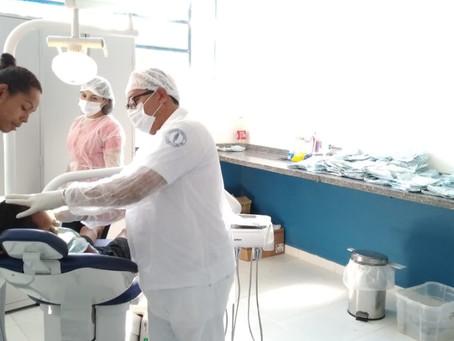 Balanço dos atendimentos médicos itinerantes em Rodrigues Alves