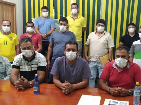 Executivo e legislativo de Marechal Thaumaturgo unem forças para evitar chegada do COVID-19