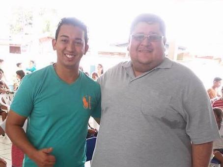 Vereadores prestigiam aniversário da escola Carlos Alberto