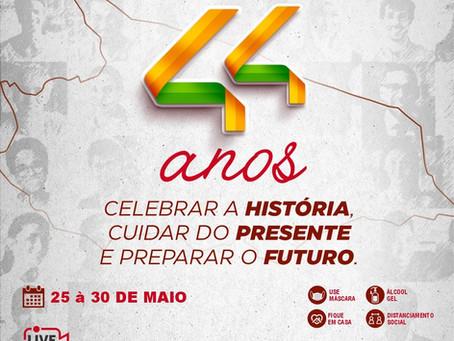 Programação do aniversário do município de Mâncio Lima