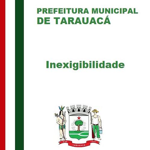 Inexigibilidade 02/2019 Locação de uso de Sistema de Gestão Escola - SINDU
