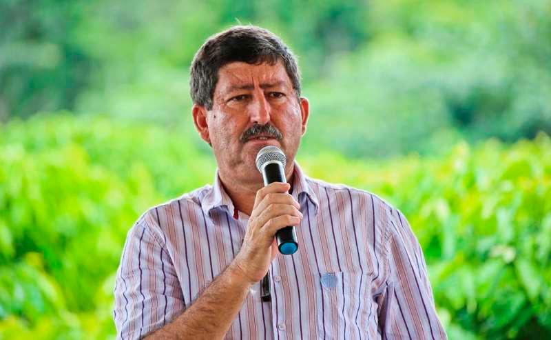 Prefeito Ederaldo Caetano (PP)