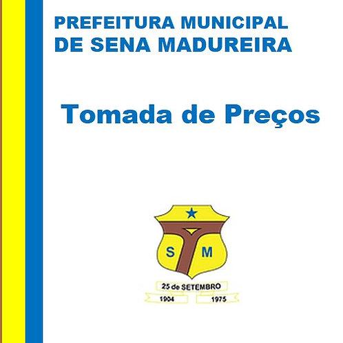 TP N° 005/2020 - Pavimentação de Vias - Convenio nº 865304/2018
