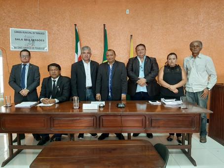 """Vereadores aprovam projeto de Lei nº 023/2019 que """"Institui o auxílio-alimentação da Educação"""""""