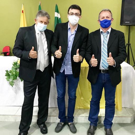 Prefeito Olavinho Boiadeiro garante que saúde avançará muito nos próximos quatros anos