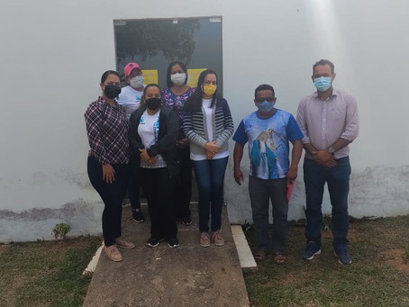 Secretaria Municipal de Assistência Social leva atendimento as famílias da Zona Rural