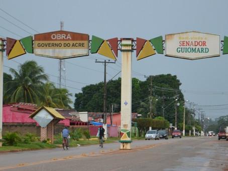 Câmara segue contribuindo com o município de Senador Guiomard