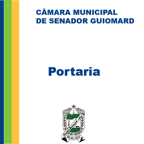 Portaria 003/2020 - ANTONIO ESSIVALDO FREITAS DE ALMEIDA