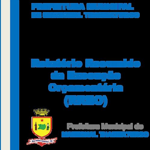 RREO de 2020 -  5° Bimestre