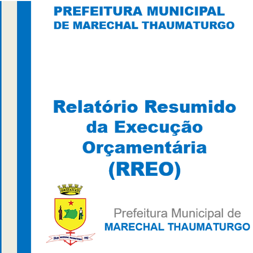 RREO 6° Bimestre - Novembro e Dezembro de 2018