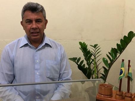 Prefeito Bira Vasconcelos sanciona lei de incentivo as indústrias para manutenção de empregos