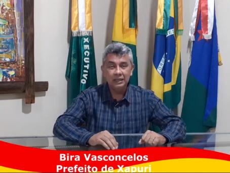 Prefeito garante planejamento para manutenção dos ramais do município