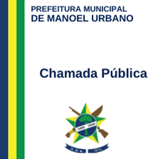 CHAMADA PÚBLICA Nº 001/2020 - Gêneros alimentícios
