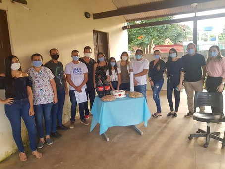 Prefeitura celebra o dia do enfermeiro