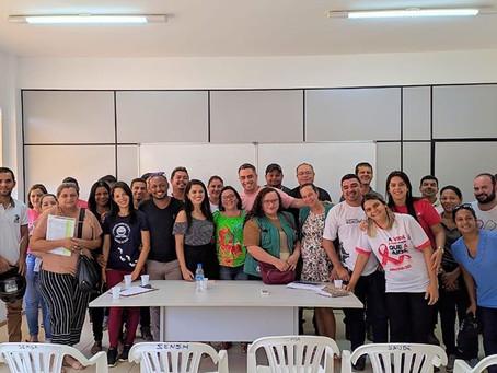 Prefeito André Maia garantiu o piso dos agentes comunitários de saúde de Senador Guiomard