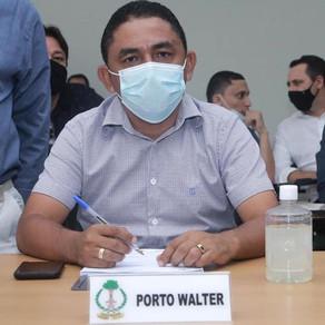 César Andrade confirma pagamento de servidores públicos nos dias 22,23 e 24/04