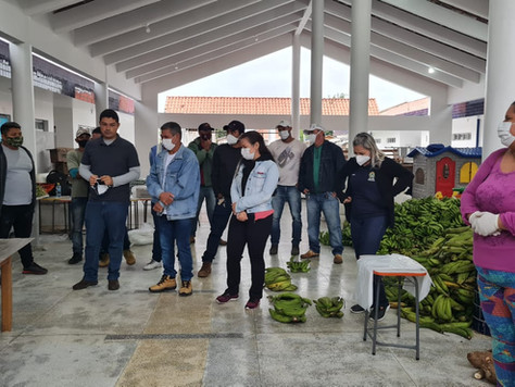 Prefeitura de Tarauacá entrega 500 cestas básicas a famílias em situação de vulnerabilidade social