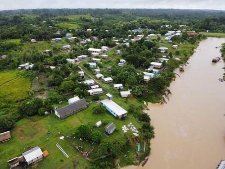 Novos tempos para a Vila Restauração a maior comunidade rural de Marechal Thaumaturgo