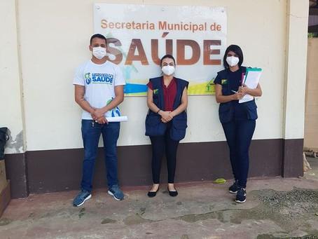 Unidades de Saúde de Xapuri recebem fiscalização do Coren