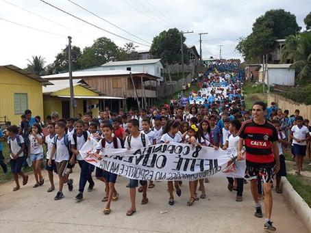 Programa SELO UNICEF realiza ações em diversas áreas no município de Marechal Thaumaturgo