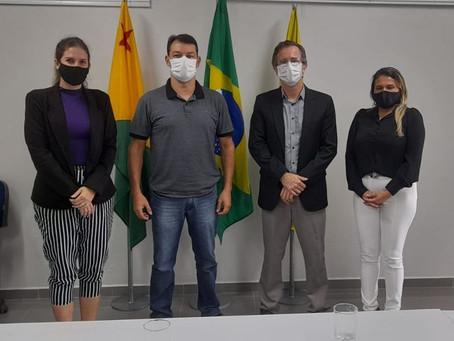 Vereadora Sara Frank reivindica novo caixa eletrônico do Banco do Brasil para o município