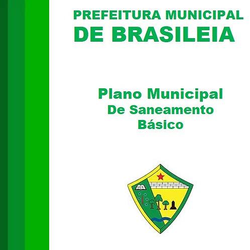 Lei N° 1084/2020 -  PLANO MUNICIPAL DE SANEAMENTO BÁSICO