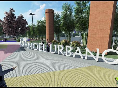Prefeitura de Manoel Urbano apresenta Projeto de Construção de Praça Pública