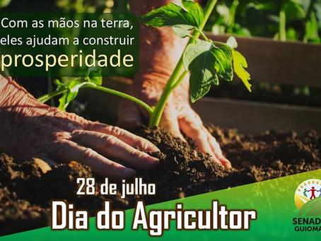 Prefeitura de Senador Guiomard homenagear a todos os agricultores