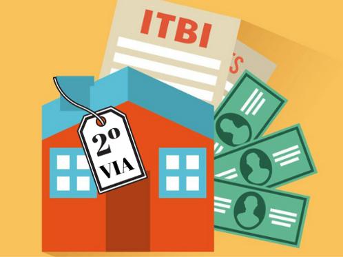 Emissão de 2ª Via do Laudo de ITBI – Pessoa Física e Jurídica