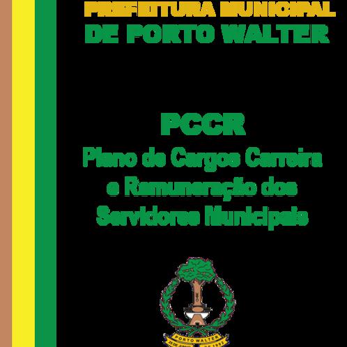Lei nº 279/2016 - PCCR do Magistério/Educação