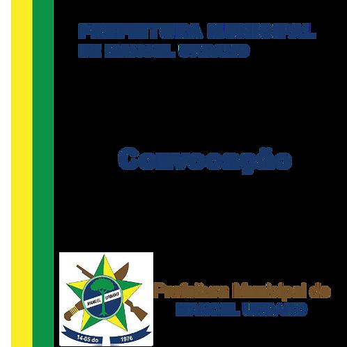Aviso de Convocação - Empresa MSM INDUSTRIAL LTDA – CNPJ/MF Nº05.394.853/0001-79