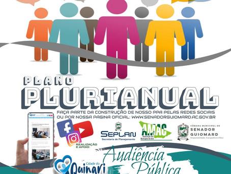 Prefeitura de Senador Guiomard prepara planejamento estratégico e quer participação da sociedade