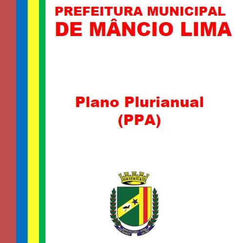 PPA - Lei Nº 440/2020 Alteração do Plano Plurianual 2018 - 2021