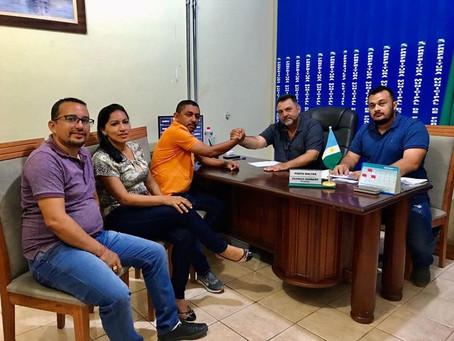 Prefeito Barbary autoriza início da transição para o futuro prefeito eleito César Andrade