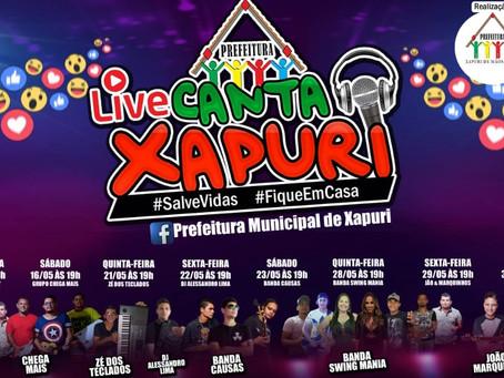 Prefeitura de Xapuri realizará transmissão ao vivo sobre Covid-19