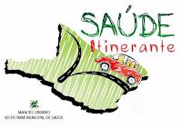 Prefeitura realiza Itinerante de saúde na zona rural do município