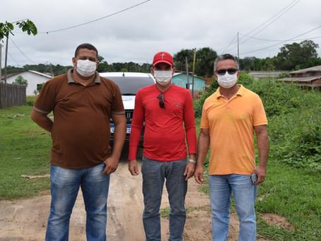 Prefeitura segue realizando às ações de prevenção e combate a dengue no município de Rodrigues Alves
