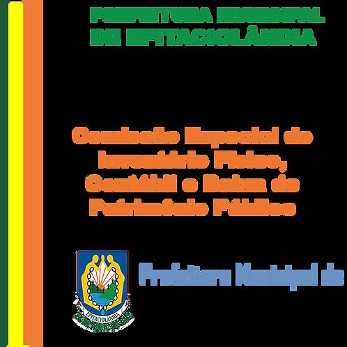 Portaria 182/2019 Nomear Comissão Especial de Inventário Físico e Contábil