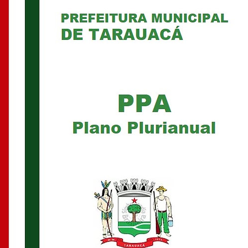 PPA 2010-2013 (Lei nº 680 de 09/12/2009)