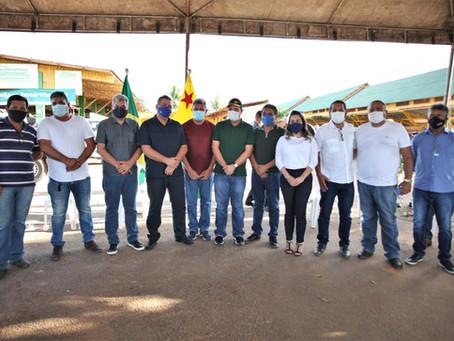 Prefeitura de Xapuri celebra convênio com Governo do Estado para melhorias em ramais
