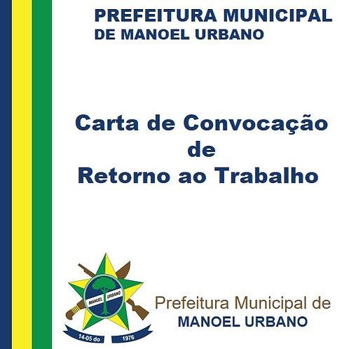 Carta de Convocação - Jazanias Lopes Mendes