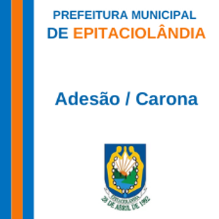 Adesão/Carona 004/2021 - Fornecimento de material de expediente