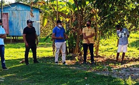 A gestão campeã de obras entrega mais uma grande benfeitoria a comunidade Thaumaturguense