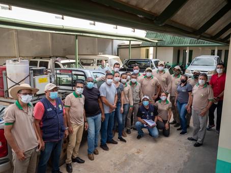 Prefeitura de Brasileia intensifica ação de combate ao mosquito Aedes aegypti