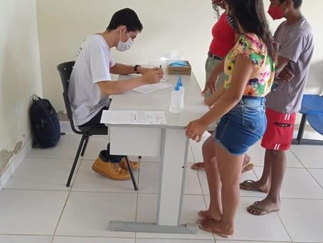 Prefeitura oferta atendimento de saúde continuado à população do  Assentamento Tupá e Adjacências