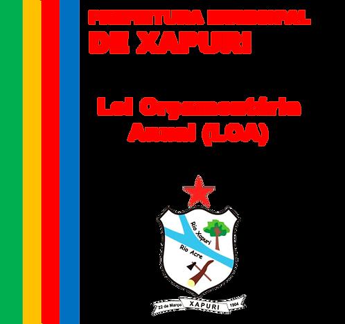 LOA 2019 - Lei 084/2018