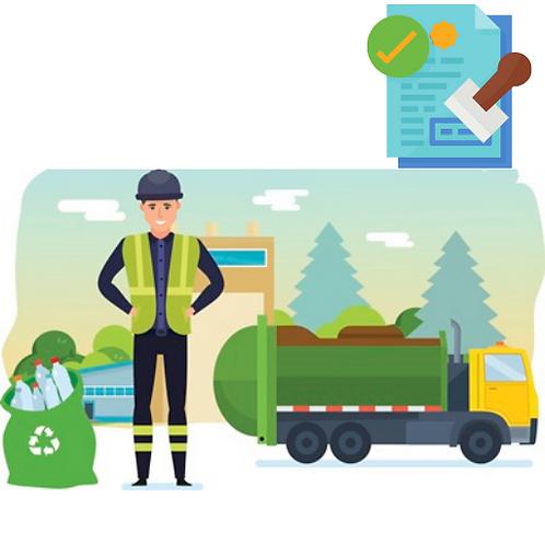 Licenciamento Ambiental para Transporte de Resíduos da Construção Civil