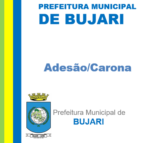 Adesão/Carona N° 019/2018 Locação de veículos do tipo caminhonete sem motorista