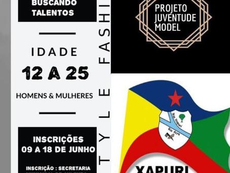 Projeto Juventude Model será realizado em Xapuri