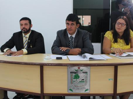 Presidente da Câmara contesta Jornal de Secretário de Comunicação